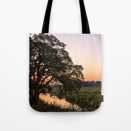 Kruger Park Twilight Tote Bag