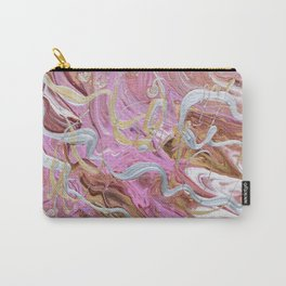 Silver tresses Carry-All Pouch