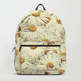 Daisies - Underfoot Backpack