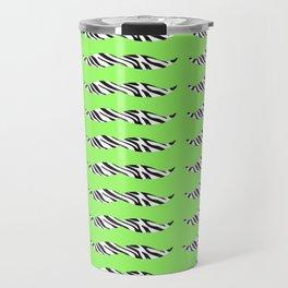 zebrastache Travel Mug