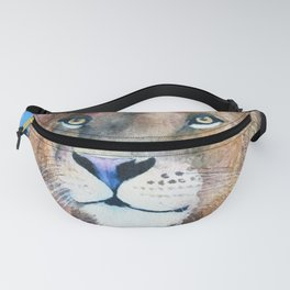 Ever Watchful by Maureen Donovan Fanny Pack