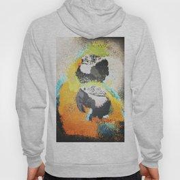 Parrot Pattern Hoody