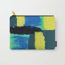 Abstract Expression No. 13 Carry-All Pouch