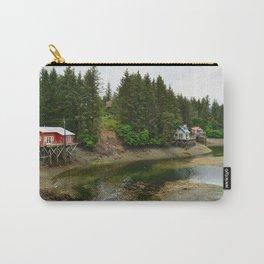 Seldovia Slough - Alaska Carry-All Pouch