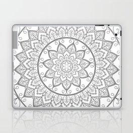 Lace Mandala Laptop & iPad Skin