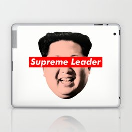 supreme leader Laptop & iPad Skin