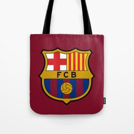 FCB LOGO Tote Bag