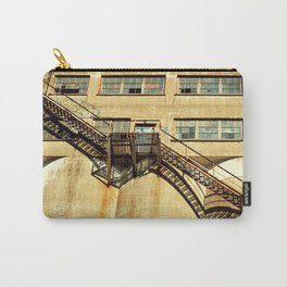 emergency stairs Carry-All Pouch