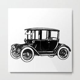 Old car 2 Metal Print