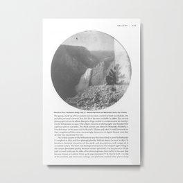 A September Holiday Metal Print
