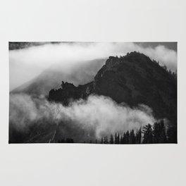 Cloudy Mountain Rug