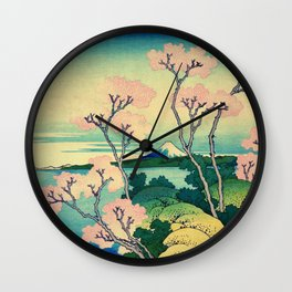 Kakansin, the Peaceful land Wall Clock