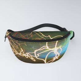 Light Painting 77 Fanny Pack
