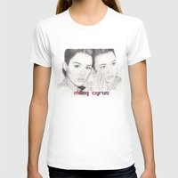 miley T-shirts featuring miley vs. miley by als3