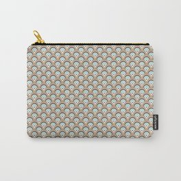 Art deco pattern Carry-All Pouch