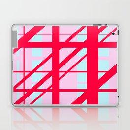 Candy Stripe Laptop & iPad Skin