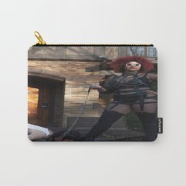 Reclamation By Karmenife Paulino and Tess Altman  Carry-All Pouch