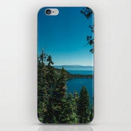Lake Tahoe III iPhone Skin