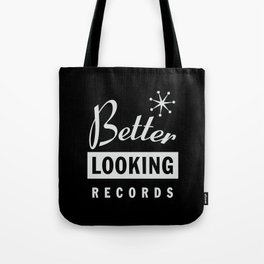 Better Looking Records Tote Bag