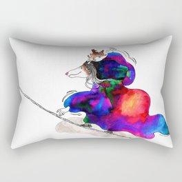 Dence Rectangular Pillow