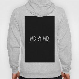 Mr & Mr Monogram Vintage Sophistication Hoody
