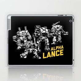 Alpha Lance Laptop & iPad Skin