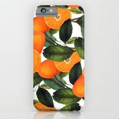 The Forbidden Orange #society6 #decor #buyart iPhone 6s Slim Case