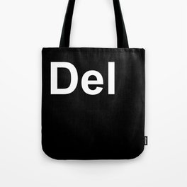 Del Tote Bag