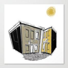 The Neighbourhood Canvas Print