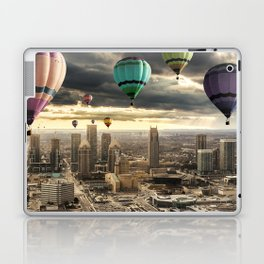 Flying High - Digital Art Laptop & iPad Skin
