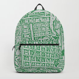 """Hearth and Home"" by ICA PAVON Backpack"