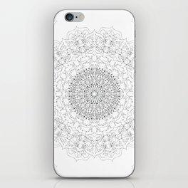 MANDALA NO. 23  #society6 iPhone Skin