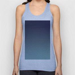 NIGHT SWIM - Minimal Plain Soft Mood Color Blend Prints Unisex Tank Top