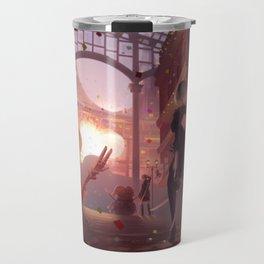 NieR: Automata - Welcome to the Amusement Park Travel Mug