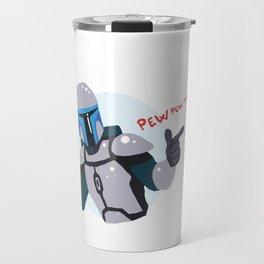 Pew Pew Pew Travel Mug