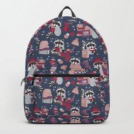 Hygge raccoon Backpack