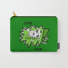 Cow Pow Carry-All Pouch