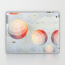 I found you falling from the sky Laptop & iPad Skin