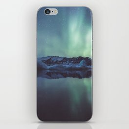 Jokulsarlon Lagoon - Landscape and Nature Photography iPhone Skin