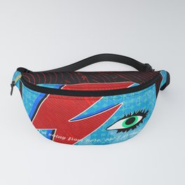 Thank You, Mr. Bowie Fanny Pack