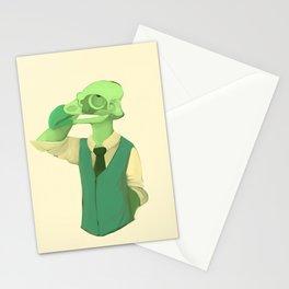 bird babe Stationery Cards
