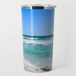 Australian Beach Travel Mug