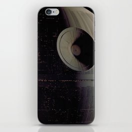That's no Moon... iPhone Skin