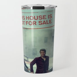 bon jovi this house is not for sale Travel Mug