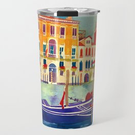 sunshine in Venezia Travel Mug
