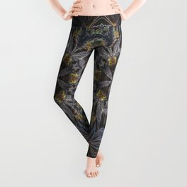 Flowers of Life Leggings