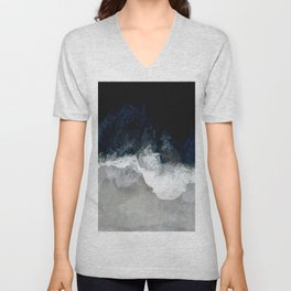 Blue Sea Unisex V-Neck