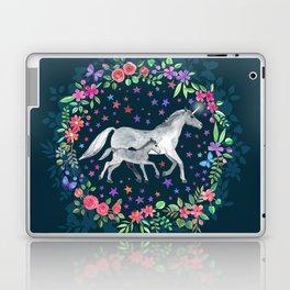 Mama and Baby Unicorn Laptop & iPad Skin