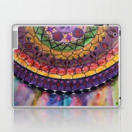 Bleeding Mandala Laptop & iPad Skin