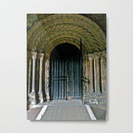 Durham Metal Print